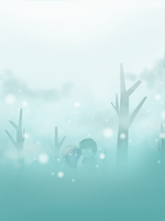 Snowy Grasslands by Reynn13
