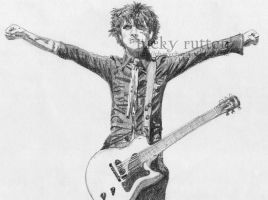 Green Day: Billie Joe by ChazyChaz