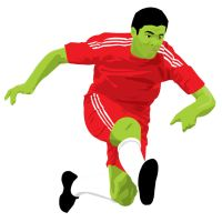 Soccer player 20091210 - 01 by parka