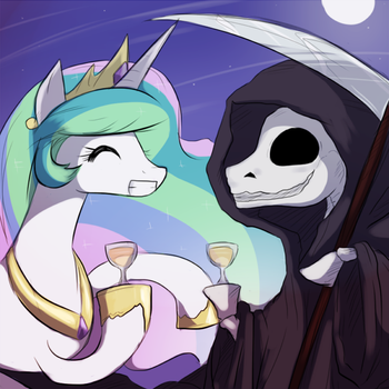 Old friends by keterok