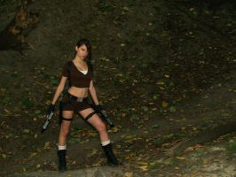 Lara Croft Legend Cosplay by TanyaCroft