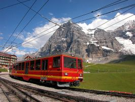 Eiger Trolley by snak
