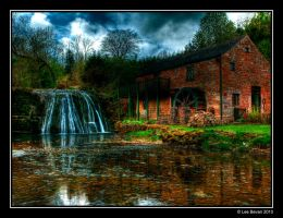 WaterMill by Leeby