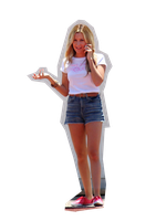 Ashley Tisdale PNG by BellaThorneAlways