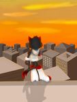 .:City Kitty:. by therock2012