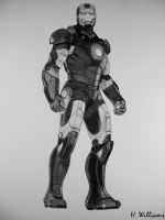 Ironman M3 iii by 12jack12