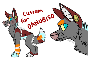 custom for 0ANUBIS0 by Aussie-sky