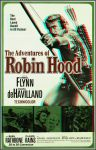 Robin Hood Poster 2D to 3D by zippy6234