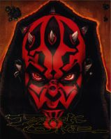 Darth Maul Teen by PlanetDarkOne