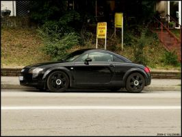Audi TT Black by ValdesBG