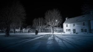 cold night by malcolmcross8