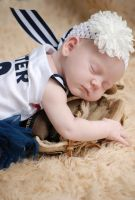 Life As Art Babies... Yankees Fan by tracynevels