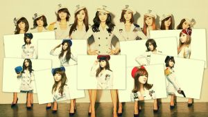 Girl's Generation - Genie [Marine Ver.] by Lissette8017