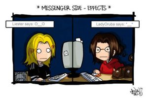 Messenger side-effects by HenarTorinos