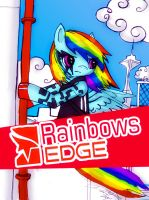 Rainbows edge by Danielle-chan