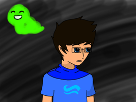 John Egbert Redraw by ZOMGSparkeh
