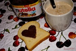 Nutella,good morning by izoard781