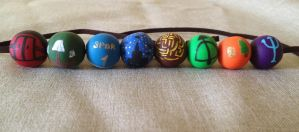 For Sale- Percy Jackson Camp Necklace by TheDoorWithin
