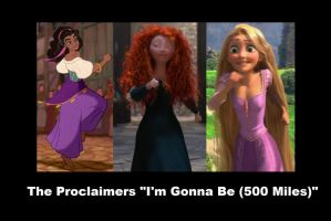 The Proclaimers by HONDTangled