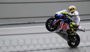 Valentino Rossi by ashrough