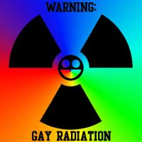 Warning: Gay Radiation :D by War-Journalist