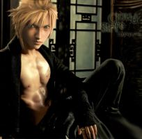 Cloud Strife by TD-Yukiryuu
