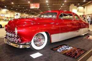 Two Toned 50 Merc Lead Sled by DrivenByChaos