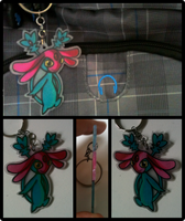 Mesprit Keychain by Blubble-The-Blubs