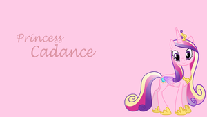 Princess Cadance wallpaper by cosmiic-star