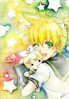 Kagamine Len by Silent-Voice-Group