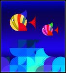 Multicolor Fishes by kanes