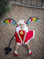 Flandre: Dracula's younger daughter by SweetCandyCupkake