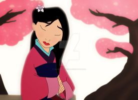 Mulan by liahmusiclover4