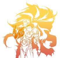 Team Flare - Lysandre by Paddy-F