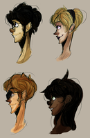 profiles by crovvn