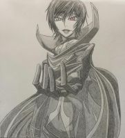 Lelouch by SerinaSpichtig