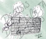 Mark and Max - Shopping cart by dcrisisbeta