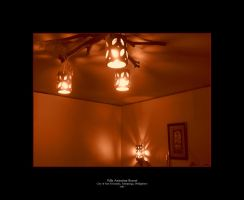 Clay Pot Lights by thenonhacker