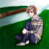 [APH] Hitsuji!Iceland - 'Schaefchen' by Ms-Filou