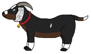 Goat Hound or Goat Dog by Umbreon-Fan-4