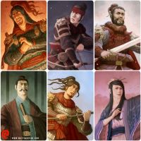 Three Kingdoms - 11 by Changinghand