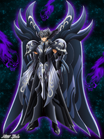 Thanatos Dieu de la Mort by Niiii-Link