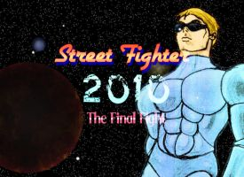 Street fighter 2010 Titlepic by j3px