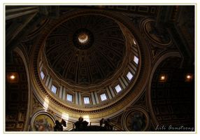 Dome of Peter by jadeoracle