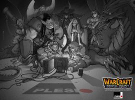 Warcraft 2 by satanasov