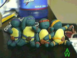 Teenage Mutant Ninja Turtles by BananaFairy59