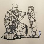 Keep yer head about ye   by Woad-Warrior