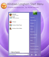 Longhorn Start Menu 1.0 by XPYahhh