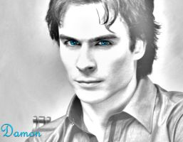 PS Damon by reven94