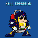Pill Chenguin by PsychoPop